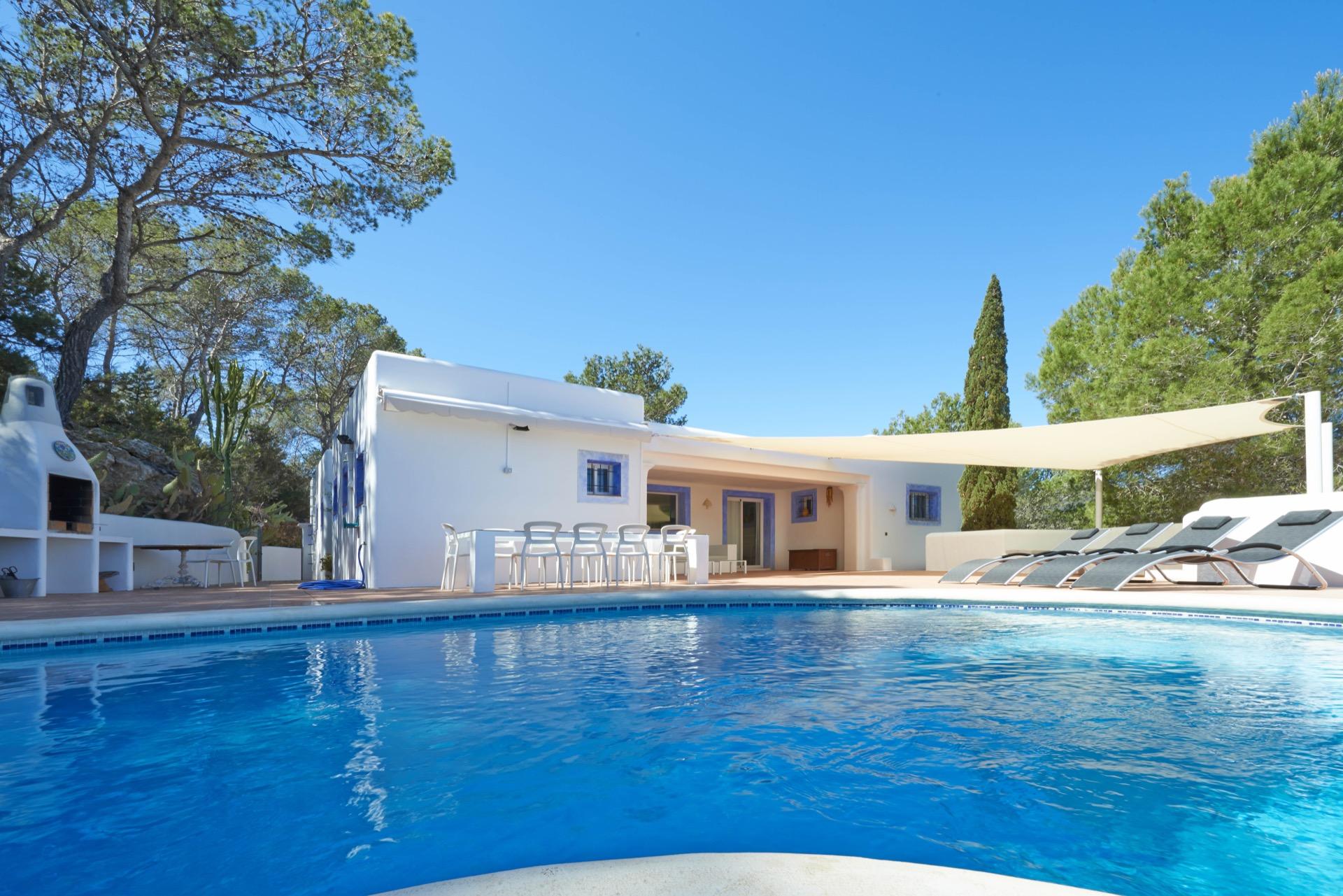 Cas fran villas rentals in ibiza villa rental ibiza - Ibiza house renting ...